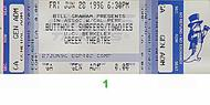 Butthole Surfers 1990s Ticket