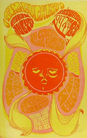 Tim Buckley Poster