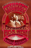 The Chambers Brothers Poster from Sep 1, 1967