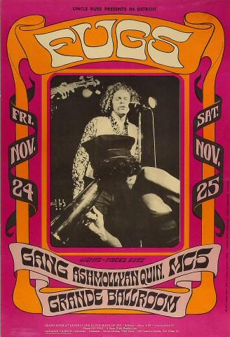 The Fugs Poster