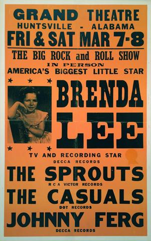 Brenda LeePoster