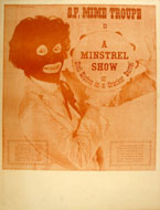 San Francisco Mime Troupe Poster