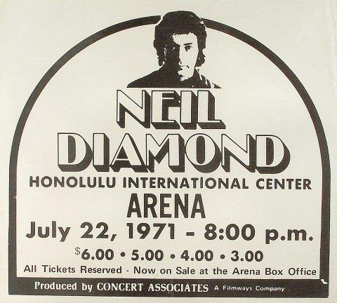 Neil DiamondPoster