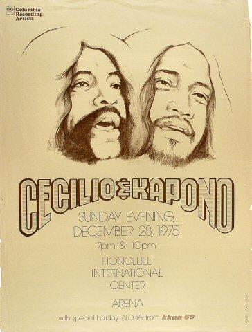 Cecilio and Kapono Poster