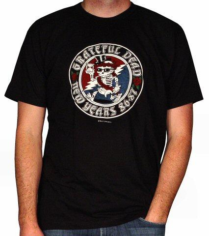 Grateful DeadMen's Retro T-Shirt