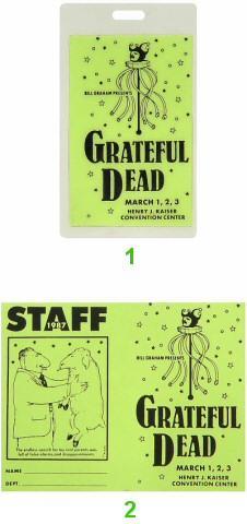 Grateful DeadLaminate