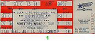 Joe Piscopo1980s Ticket