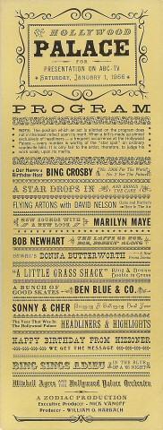 Bing CrosbyPoster