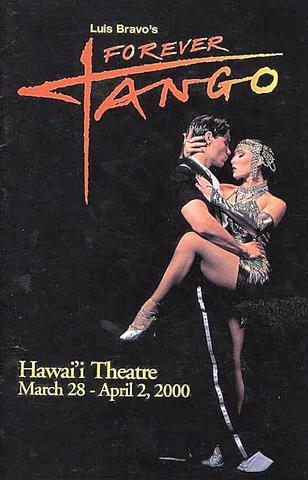 Forever Tango Program