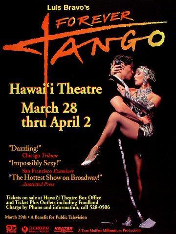 Forever Tango Poster