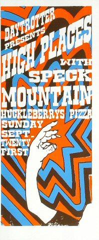 Speck Mountain merchandise