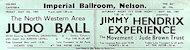 Jimi Hendrix ExperienceHandbill