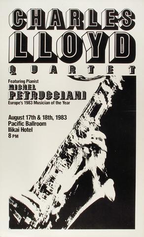Charles Lloyd QuartetPoster