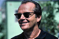 Jack NicholsonBG Archives Print