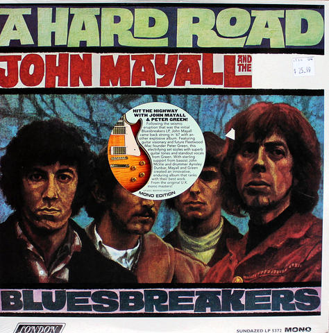 "John Mayall & the Bluesbreakers Vinyl 12"" (New)"