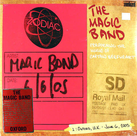 "The Magic Band Vinyl 12"" (New)"