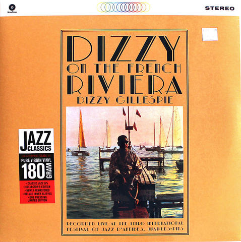 "Dizzy Gillespie Vinyl 12"" (New)"