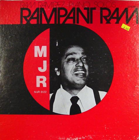 "Ram Ramirez Vinyl 12"" (Used)"
