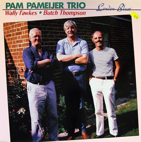 "Pam Pameijer Trio Vinyl 12"" (Used)"