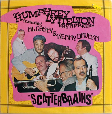 """Humphrey Lyttelton Rhythmakers Vinyl 12"""" (New)"""