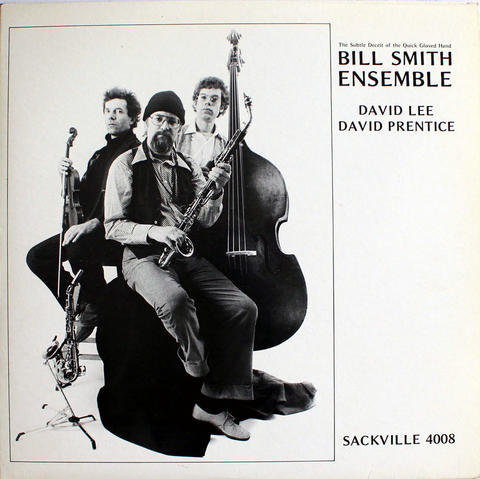 "Bill Smith Ensemble Vinyl 12"" (Used)"
