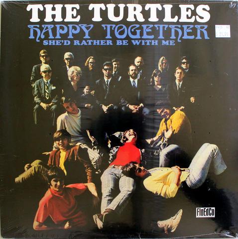 """The Turtles Vinyl 12"""" (New)"""