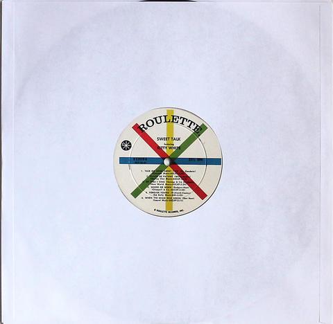 """Sweet Talk Vinyl 12"""" (Used)"""