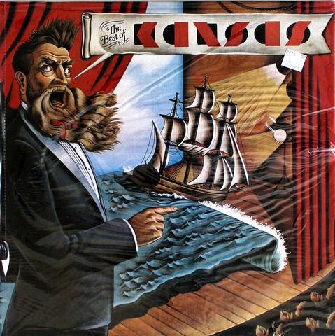 """Kansas Vinyl 12"""" (New)"""