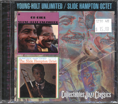 Young Holt Unlimited Young-Holt Unlimited Mellow Dreaming