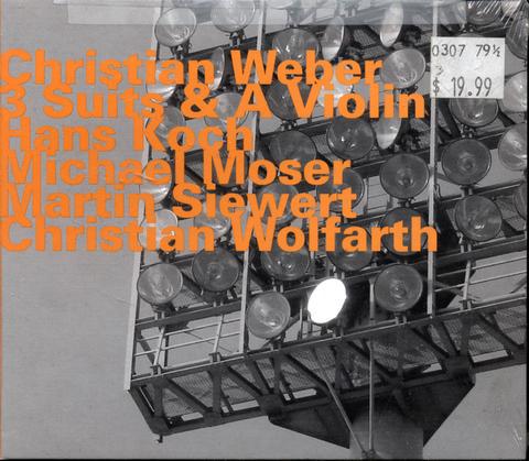 Christian Weber CD