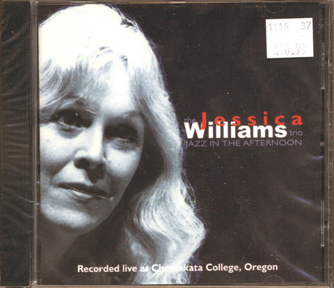The Jessica WIlliams Trio CD