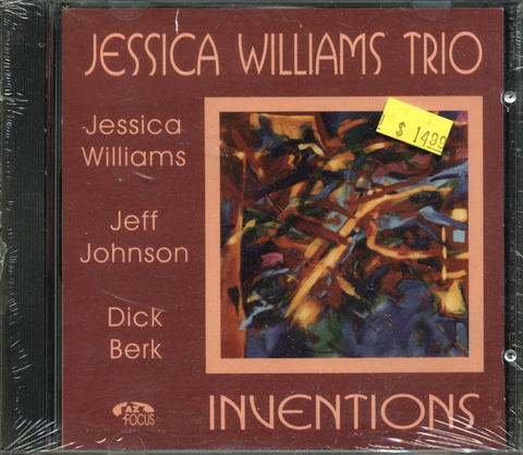 Jessica Williams Trio CD