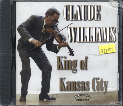 Claude Williams CD
