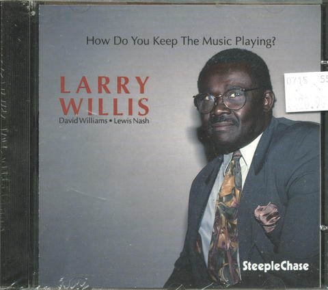 Larry Willis CD