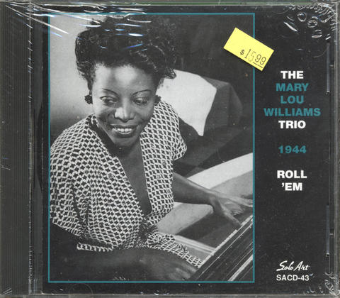 Mary Lou Williams Trio CD