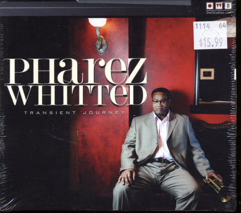 Pharez Whitted CD