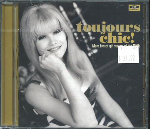 Toujours Chic! CD