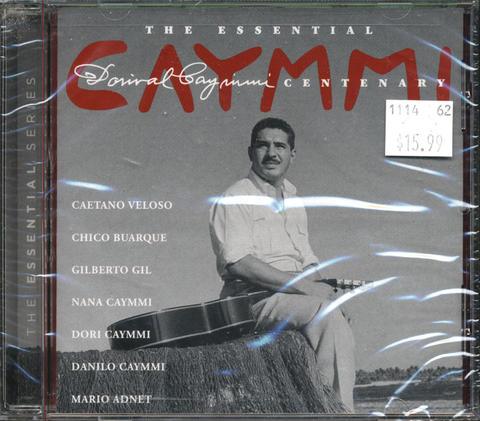 The Essential Caymmi CD