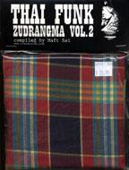 Thai Funk ZudRangma Vol. 2 CD