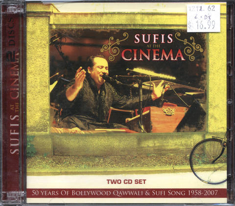 Sufis At The Cinema CD