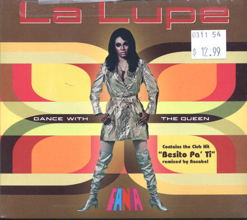 La Lupe CD