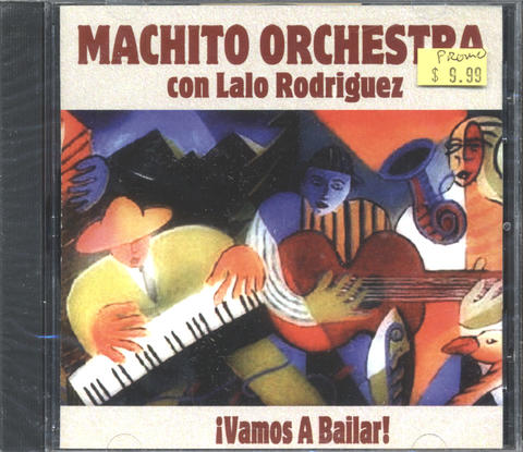 Machito Orchestra CD