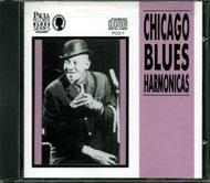 Chicago Blues Harmonicas CD