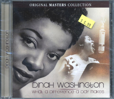 Dinah Washington CD