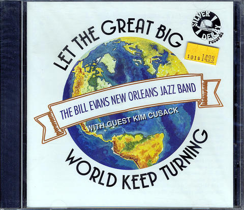 Bill Evans New Orleans Jazz Band CD