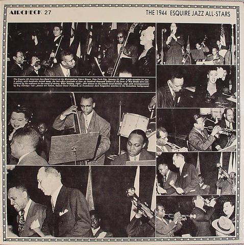 """Esquier Jazz All-Stars Vinyl 12"""" (New)"""