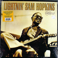 "Lightnin' Sam Hopkins Vinyl 12"" (New)"