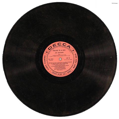 "Jeri Southern Vinyl 12"" (Used)"