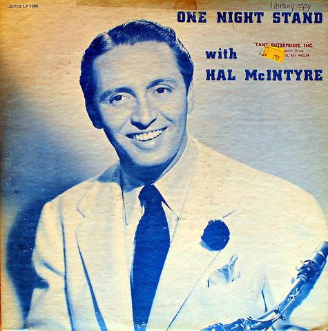 """Hal McIntyre Vinyl 12"""" (Used)"""