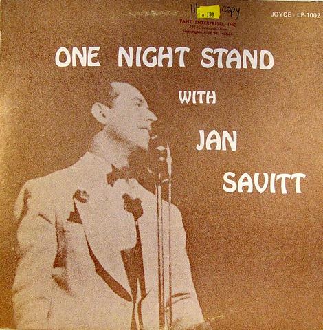 "Jan Savitt Vinyl 12"" (Used)"